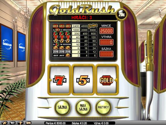 Gold Rush - 3-Slots