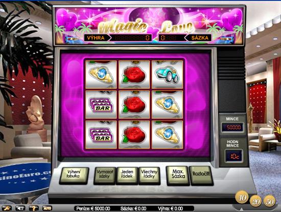 Magic Love - 3-Slots