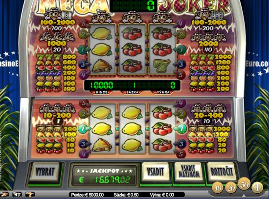 Mega Joker - 3-Slots