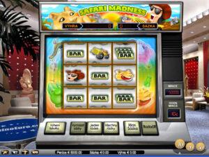 Safari Madness - 3-Slots