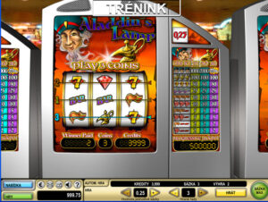Aladdin's Lamp - 3-Slots