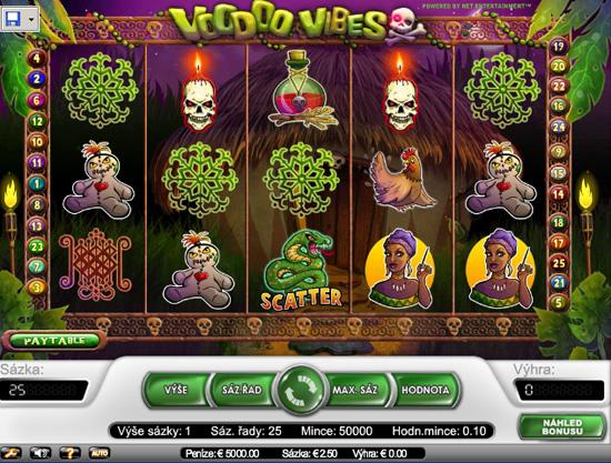 Voodoo Vibes - 5-Slots