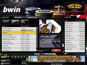bwin online casino slizling hot
