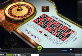 Zero ruleta - Betfair casino
