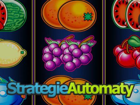 Systém sázení pro výherní automaty – strategie jedné řádky