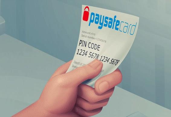 Paysafecard In Usa