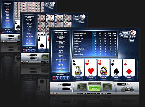 Základní fakta a strategie pro video poker