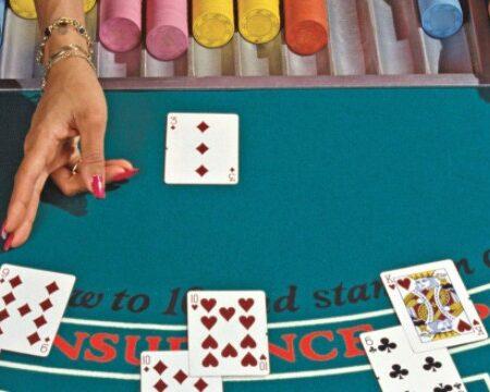 Blackjack – kdy rozdělit karty?