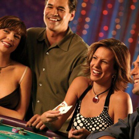 Týmová hra blackjacku – přípravy, strategie a samotná akce