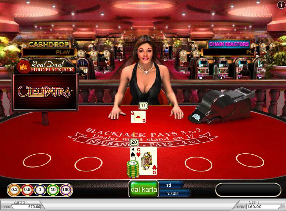 Real Deal Blackjack