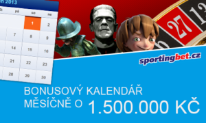 Tento měsíc bonusy v hodnotě 1.500.000 Kč!