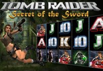 100 her ZDARMA na automatu Tomb Raider!
