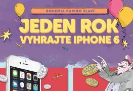 Vyhrát iPhone 6