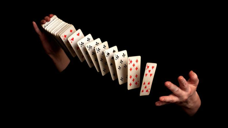 Karetní triky odhaleny
