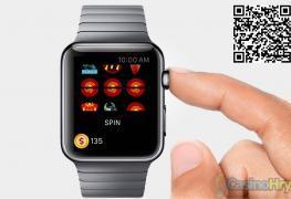 Automaty na hodinkách Apple Watch