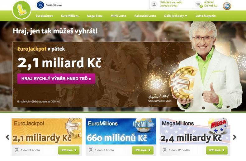Lottoland umožňuje sázet na rekordní EuroJackpot - navzdory konkurenci!