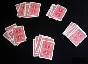 karetní trik