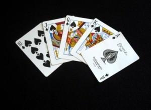 Karetní triky