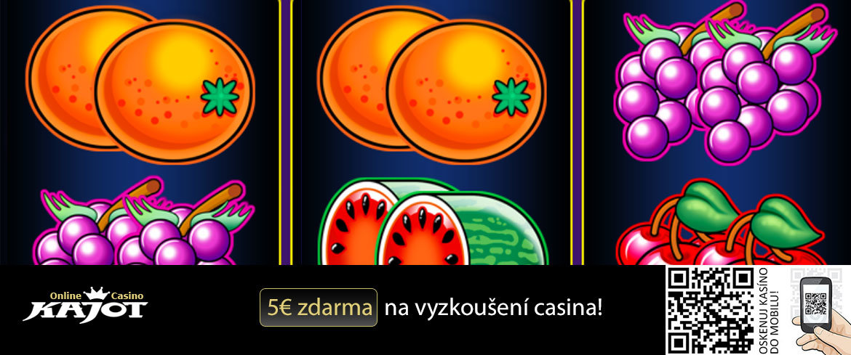 Kajot5eurzdarma