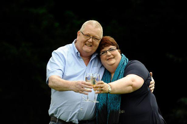 Colin a Christine Weir