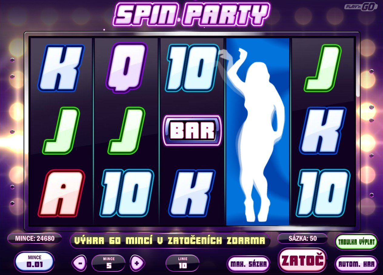 Spin Party