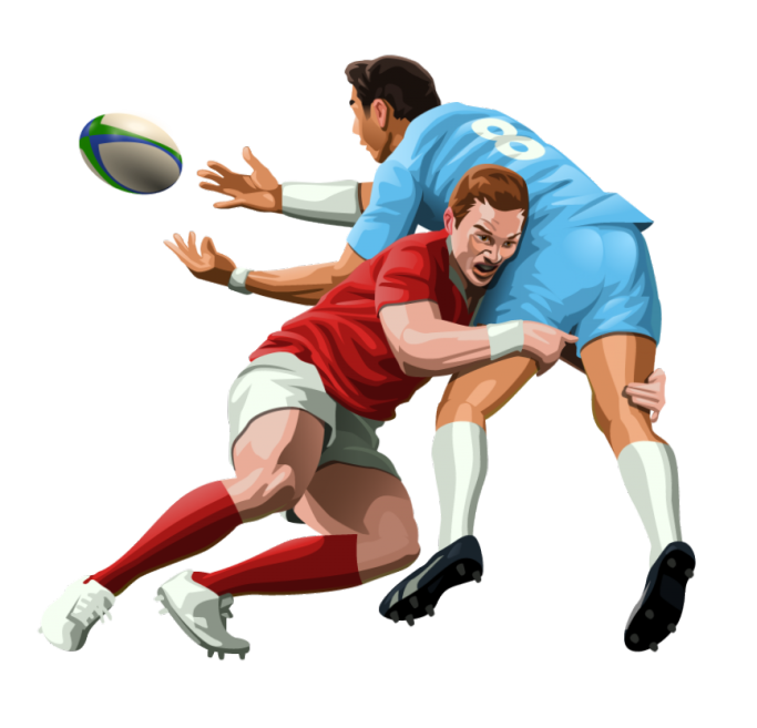 automat Rugby Star