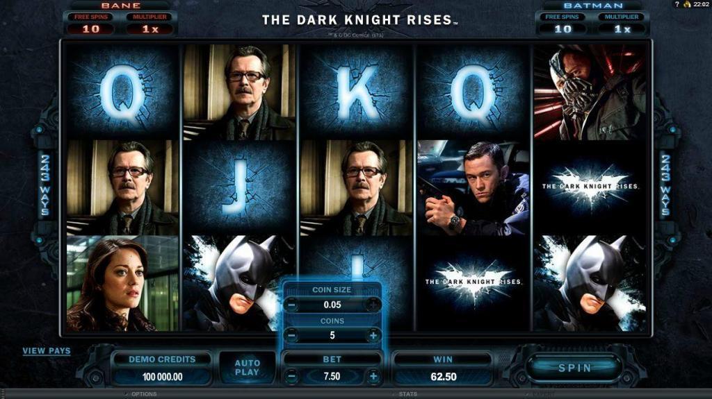 Top 10 výherních automatů s filmovou tematikou