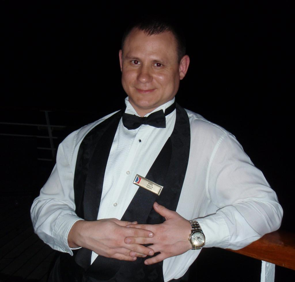 Život casinového dealera na zaoceánské lodi