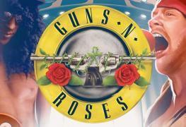 10 000 volných roztočení na automatu Guns N' Roses od Bohemia Casina!