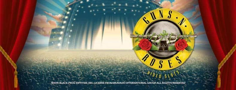 Získejte 50 volných točení na nejnovějším automatu Guns N Roses