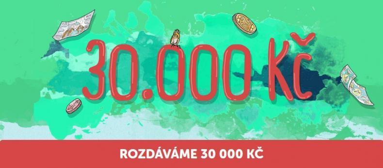 30000 Kč vhotovosti