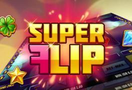 250 volných roztočení na automatu SuperFlip