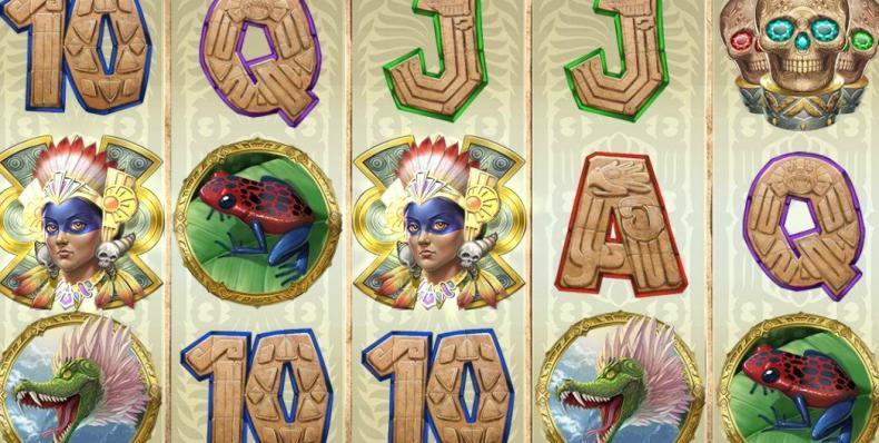 Aztec Princess
