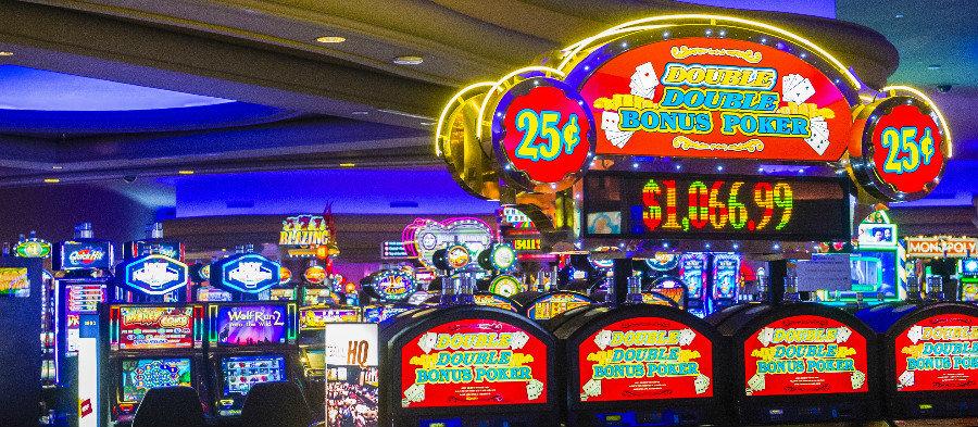 No Clocks In Casinos