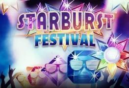 Starburst festival na LeoVegas: Zatočení zdarma každý den až do 3.4.!