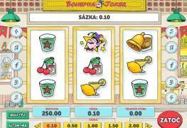 Bohemia Joker – točte celý květen zdarma, přináší Bohemia Casino!