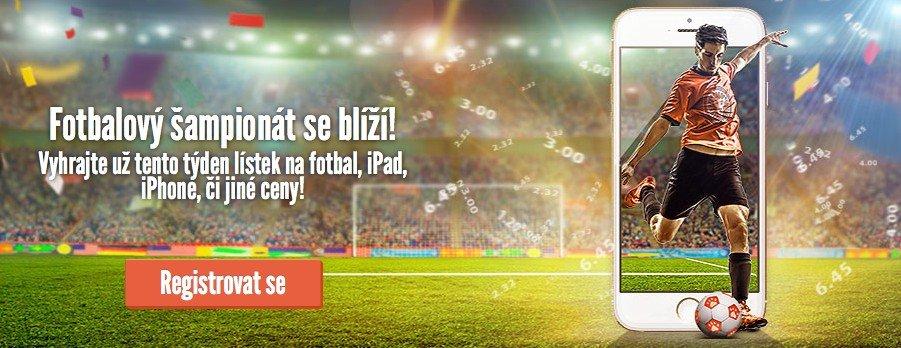 Zaleťte si sLeoVegas casinem na fotbalové mistrovství nebo vyhrajte iPad, iPhone a další skvělé ceny.