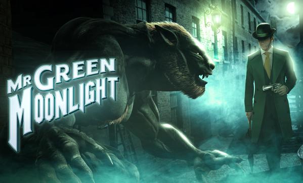 Mr Green Moonlight Spelautomat - Spela Online Gratis