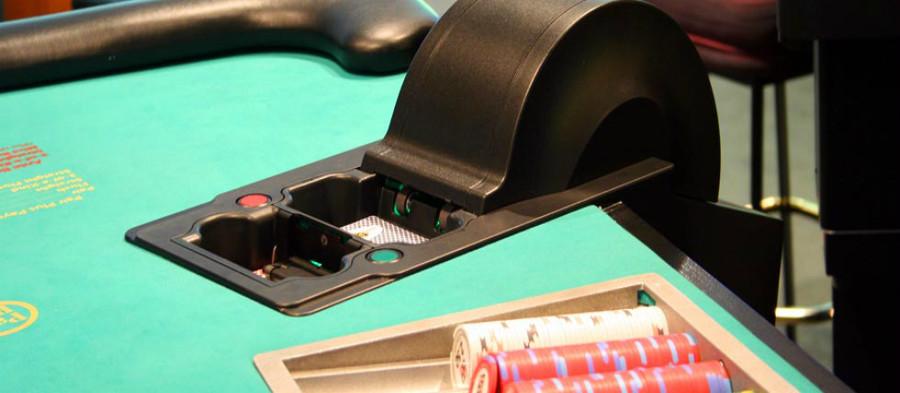 Nejdůležitější casinové inovace moderní doby – automatické míchačky karet