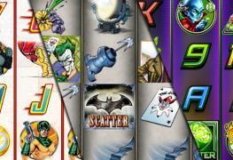 Bohemia Casino představuje hned 3 nové automaty skomiksovými hrdiny!