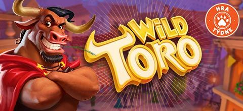 50 free spinů na automatu Wild Toro s býky od LeoVegas