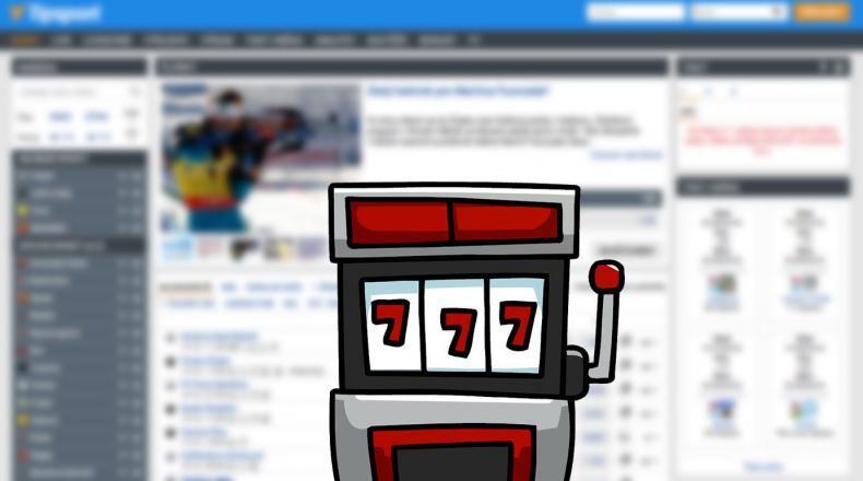Online casino od Tipsportu přináší automaty zdarma