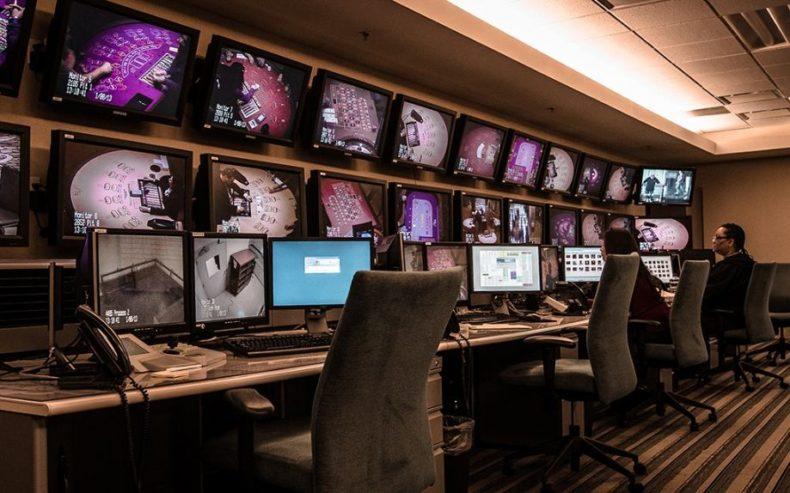Jak funguje pozorovací systém v kamenných casinech?