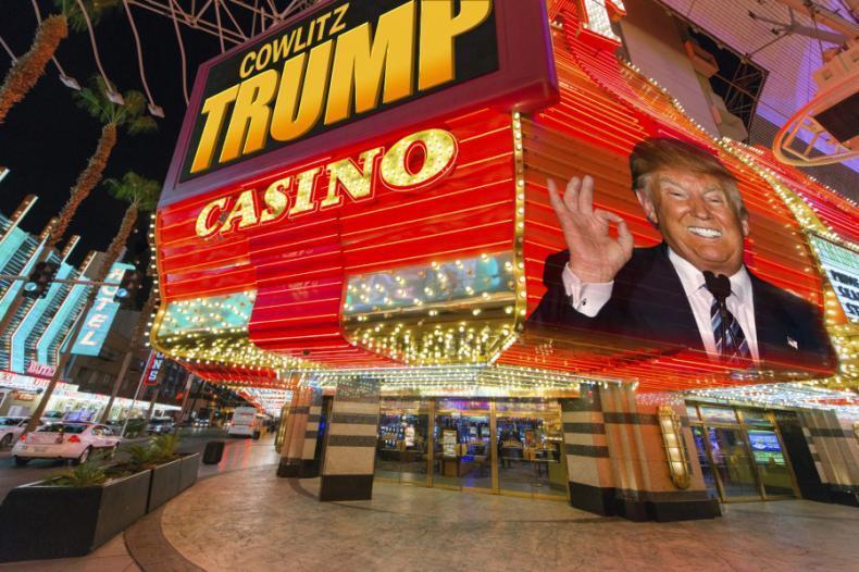 """Jméno """"Trump"""" bude staženo z několika casin"""