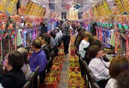 Důchodci v Japonsku volají po hazardu!