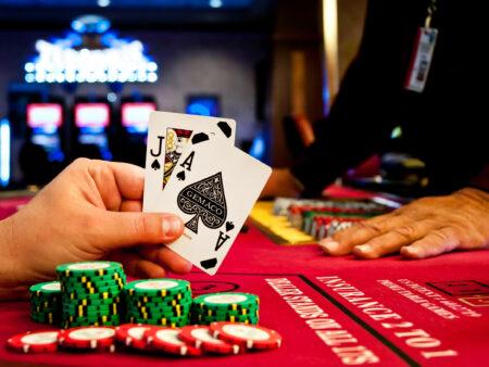 Popularita blackjacku se za posledních 30 let snížila o 25%