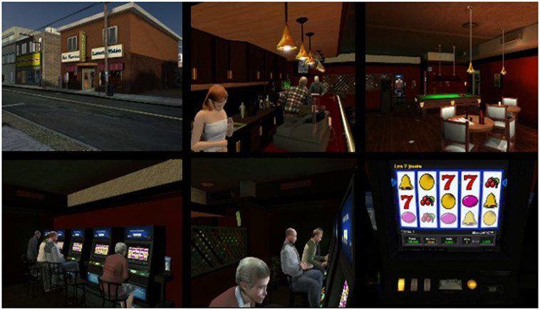 Závislost na hazardu pomůže léčit virtuální realita