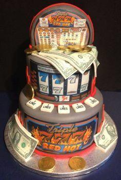 10 krásných dortů pro hráče výherních automatů
