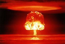 Jaká je pravděpodobnost, že vypukne atomová válka?
