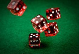 Podvody v kasinu: Rytmické házení kostek